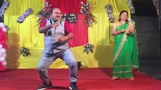 Uncle ji 's superb dance aunty's silence part 2