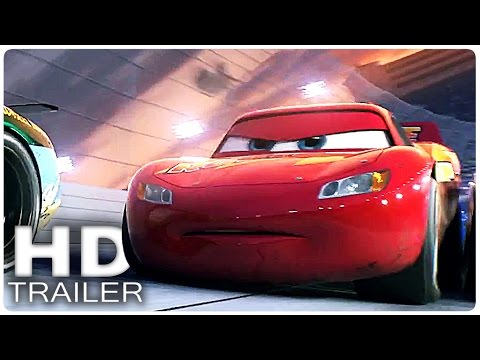 CARS 3 Trailer 2 Pixar Disney Movie 2017