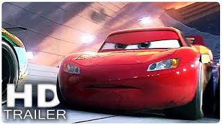 CARS 3 Trailer 2 | Pixar Disney Movie 2017