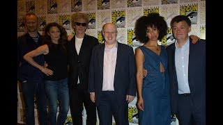 BBC's Doctor Who Cast Talks To FlickDirect During Comic Con 2017