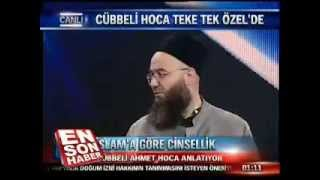 Cübbeli Ahmet Hoca   İslam