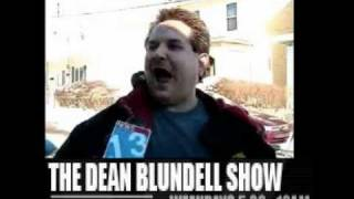 TOMMY THE DRUNK INTERVIEW 102.1 The Edge DEAN BLUNDELL SHOW