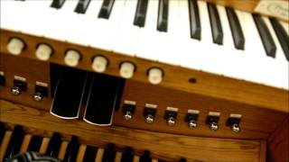 Quick Tips for the Beginning Organist - Video #1 Shortcuts for Playing in Church