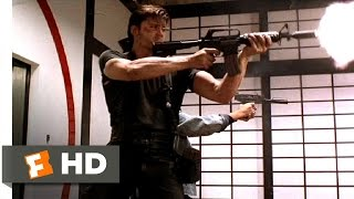 The Punisher (8/10) Movie CLIP - Dojo Massacre (1989) HD