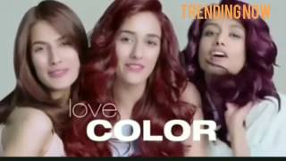 Garnier Color Naturals Disha Patani Ad New Me