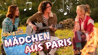 Bibi & Tina  offizielles Musikvideo  MÄDCHEN AUS PARIS aus Kinofilm 3 - Mädchen gegen Jungs