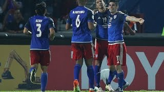 Johor Darul Ta'zim vs JSW Bengaluru FC (AFC Cup 2016: Semi-final first-leg)