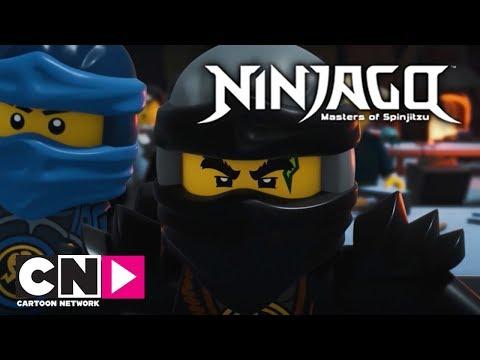 Ninjago | Kæmp os ud!! | Dansk Cartoon Network