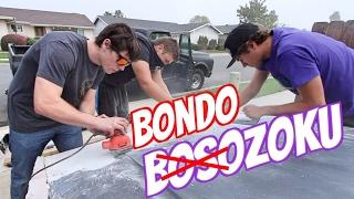 BONDO-ZOKU | Slap That S#!t On!