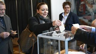 نسبة المشاركة في الانتخابات الرئاسية الفرنسية بلغت 28,54 عند منتصف النهار