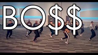 Fifth Harmony BOSS Choreography at Pulse London