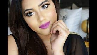 GRWM|Full coverage Eid Makeup