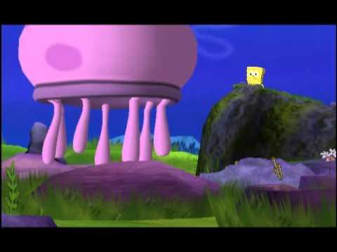 SpongeBob SquarePants Lights Camera Pants PS2 Part 9 Final