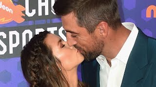The Truth About Danica Patrick And Aaron Rodgers