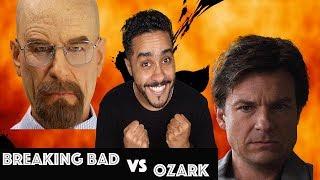 مراجعة مسلسل Ozark ومقارنة مع مسلسل Breaking Bad
