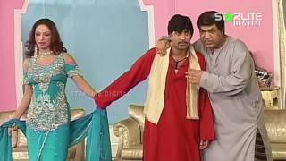 Sajan Abbas, Naseem Vicky and Tahir Noushad New Pakistani Stage Drama Full Comedy Clip