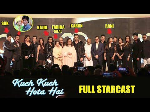 Xxx Mp4 Kuch Kuch Hota Hai Starcast SHOKING Transformation Before After 20 Yrs Sharukh SalmanKajol Rani 3gp Sex
