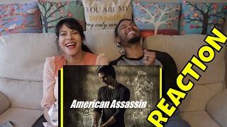 AMERICAN ASSASSIN - Teaser Trailer (REACTION)