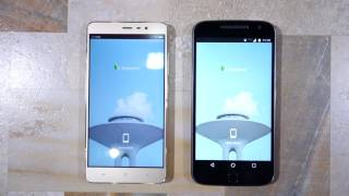Redmi Note 3 vs Moto G4 Plus Speed test and Multitasking Comparison