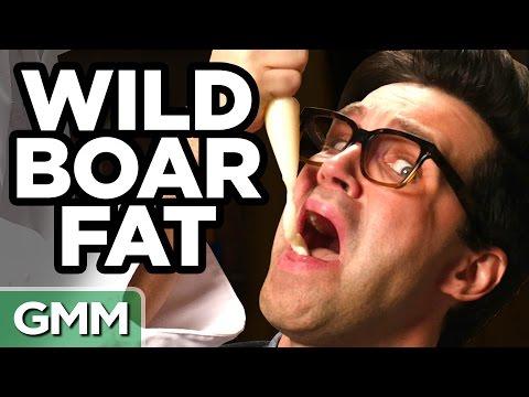 Ultimate Animal Fat Taste Test