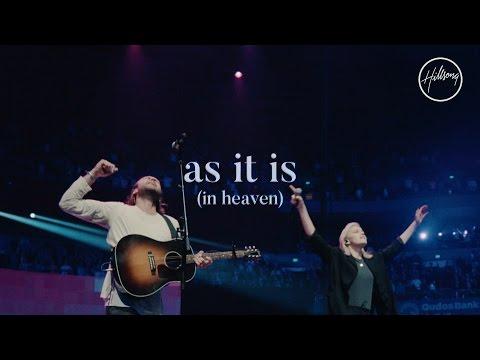 As It Is (In Heaven) - Hillsong Worship