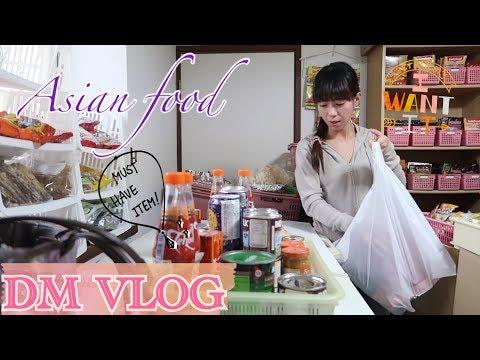 VLOG#94|BELANJA DI WARUNG LAGI|ASIA FOOD AGAIN