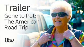 Gone To Pot: The American Road Trip | Trailer | ITV
