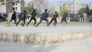 Flash Mob - UPES Dehradun
