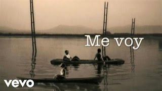 Camila - Me Voy (Audio)