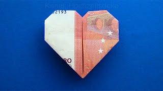 Aus Geld Falten Anleitung Stern Geldgeschenke Aus Geldscheinen
