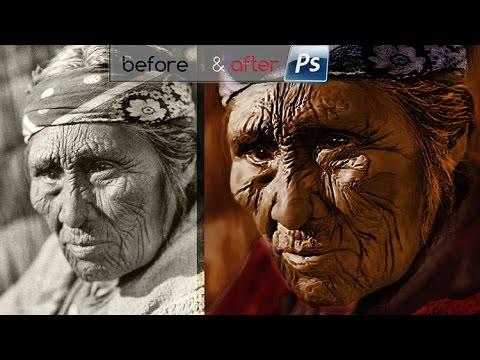 Xxx Mp4 Membuat Darken Smudge Painting Dari Foto B Amp W Portrait 3gp Sex