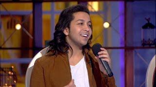 """هشام جمال يغني """" لو علي قلبي """"  لفضل شاكر"""