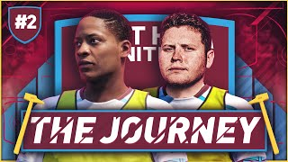 FIFA 17 THE JOURNEY #2 | MY FIRST APPEARANCE!!!