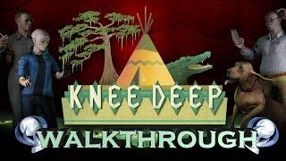 Knee Deep Platinum Walkthrough - Trophy & Achievement Guide