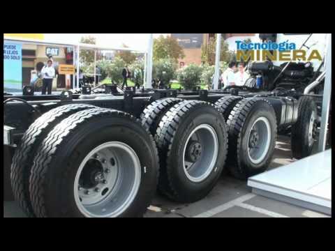 Scania revoluciona el mercado con un camión de capacidad de carga de 66 toneladas.