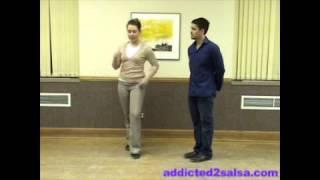 آموزش رقص ساالسا / قسمت اول