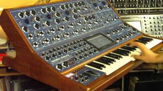 Synth-Project presents: The Poly-Ana Controller - First short Videoclip