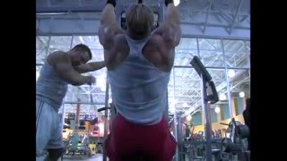 Jay Cutler - New, Improved and beyond 3/3