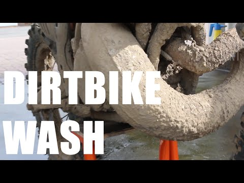 Xxx Mp4 How To Wash A Dirtbike Before And After Part 1 2 1080p 3gp Sex