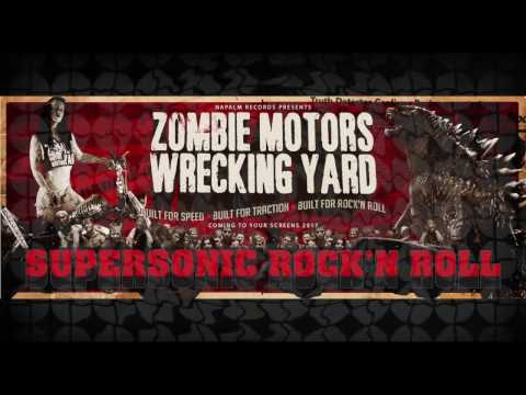 ZOMBIE MOTORS WRECKING YARD -
