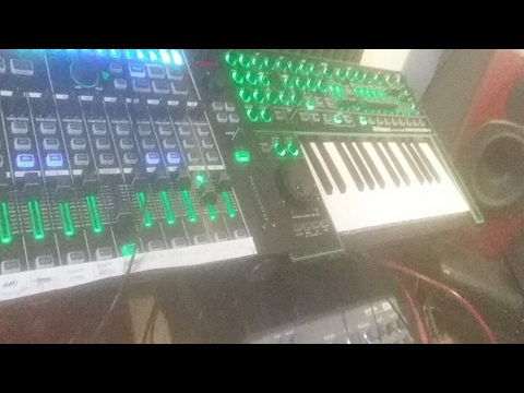 Working On A Live Set With No PC (Live Stream)