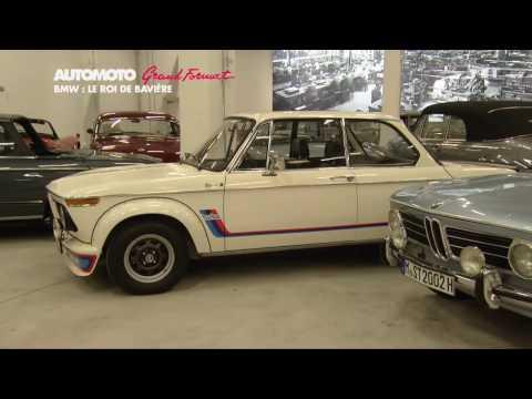 Grand Format BMW le roi de Bavière