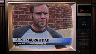 Pittsburgh Dad Reacts to New Pittsburgh Sign