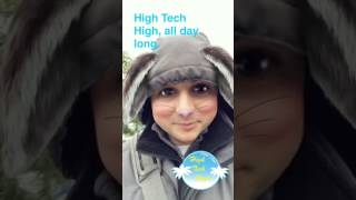 Snapchat Story: Visit to High Tech High