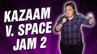 Kazaam v. Space Jam 2 (Stand Up Comedy)