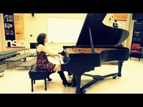 The Firebird Suite by Igor Stravinsky transcribed by Guido Agosti.
