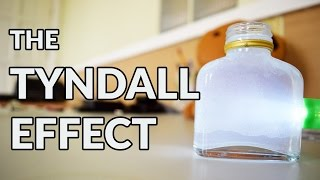 The Tyndall Effect Experiment