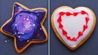 Easy Cookie Ideas | Basic Recipe | Learn How To Design Your Own Yummy Cookie With So Yummy