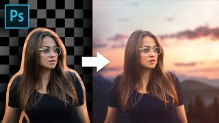 Match Color with 3 Major Clicks in Photoshop!