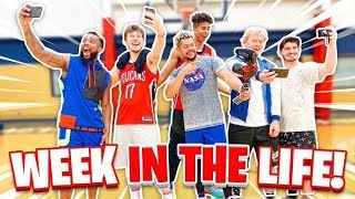 A Week in the Life of the 2HYPE YouTube House! #2